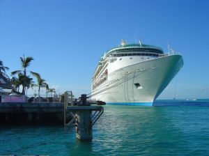 Cruise Travel Image